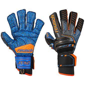 Reusch Attrakt G3 Fusion Ortho-Tec Goaliator Goalkeeper Gloves Size