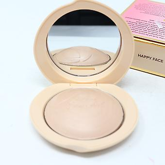 Too Faced Peach Frost Melting Powder Highliter 0.44oz Happy Face New In Box