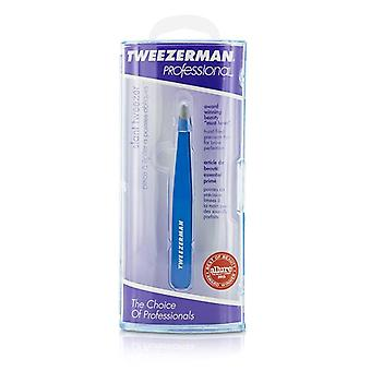 Tweezerman Professional Lant Tweezer - Bahama Blue - -