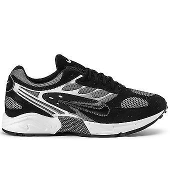 Air Ghost Racer Black Sneakers