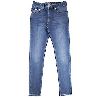 Versace Jeans Couture Slim Fit denim venyttää Jean denim