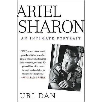 ARIEL SHARON by DAN &  URI