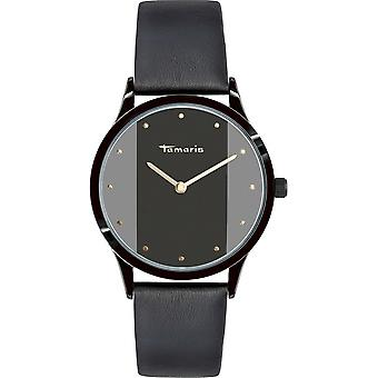 Tamaris - Wristwatch - Anita - DAU 35 - 5mm - Black - Women - TW019 - Black
