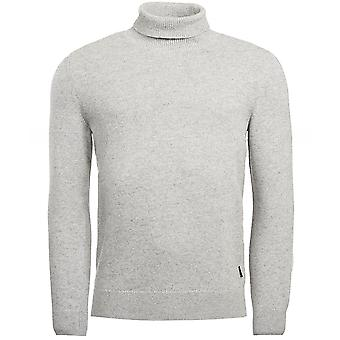 Barbour Wool Blend Roll Neck Leahill Jumper