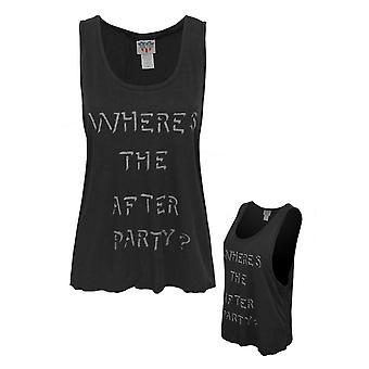 Skräpmat Var & apos After Party Kvinnor & apos; s Vest