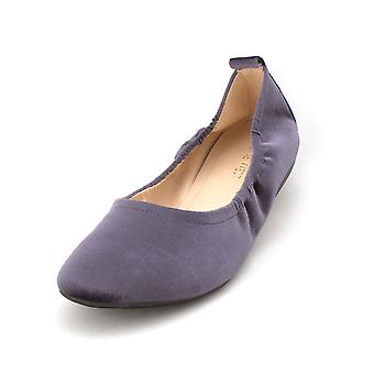 Negen West Womens Garnham ronde teen Casual dia sandalen