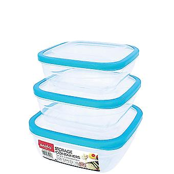 Chums 3 Pack Food Storage Containers