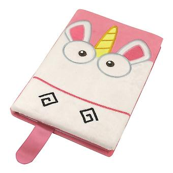 Despicable Me, Notebook - Unicorn