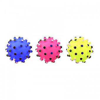 Pawise Vynil Toy Spiky Ball (Dogs , Toys & Sport , Balls)