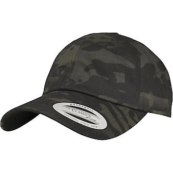 Flexfit by Yupoong Multicam Cotton Twill Dad Cap