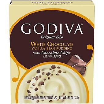 Godiva White Chocolate Vanilla Bean Pudding (OVERSTOCK SALE)