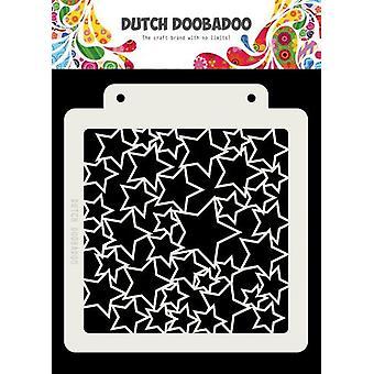Dutch Doobadoo Dutch Mask Art Stars 163x148 470.715.151