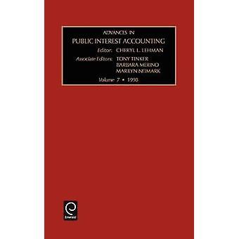 Förskott i allmänhetens intresse redovisning vol 7 av Tinker & T.
