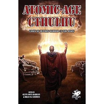 AtomicAge Cthulhu Chaosium Fiction by Sammons & Brian M.