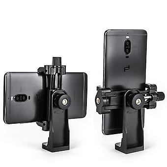 Bakeey™ stretchable 360 degree rotation phone clip tripod accessory for iphone xiaomi mobile phone