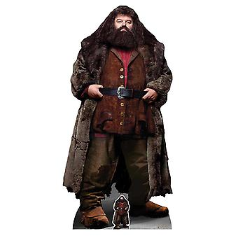 Hagrid Half Giant Half Human Official Harry Potter Karton Cutout / Standee 2019