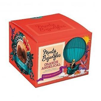 Trufas de curioso Angelical Monty Bojangles Orange - Monty Bojangles Orange Angelical curioso trufas