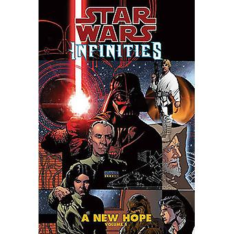 Star Wars - Infinities 1 - A New Hope by Chris Warner - 9781599618456 B
