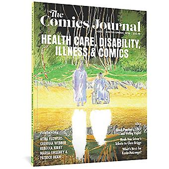 The Comics Journal #305 by RJ Casey - 9781683962779 Book