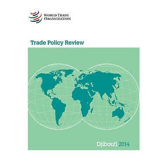 Djibouti 2014 by World Trade Organization - 9789287039514 Book
