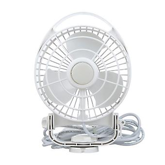 TechBrands Maestro Variable Speed 12V Fan White