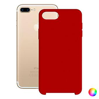 Mobile cover Iphone 7? Contact TPU/Blue