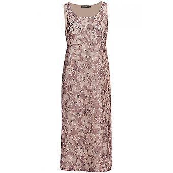 Myrine Antwerp Floral Lace Maxi Dress