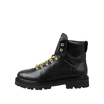 Jim Rickey Women's Cloud Hiking Boots Leather