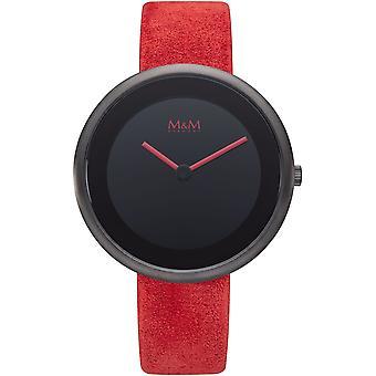 M-amp;M Allemagne M11946-685 Big time Ladies Watch