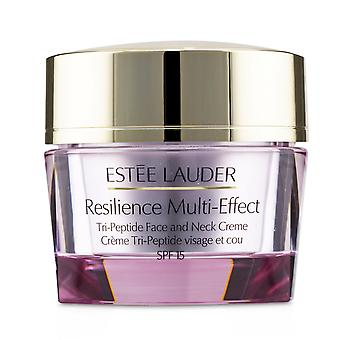 Resilience multi effect tri peptide face and neck creme spf 15 for dry skin 235599 50ml/1.7oz