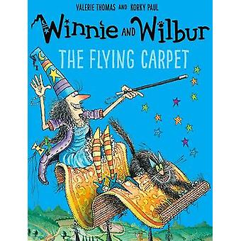 Winnie and Wilbur The Flying Carpet by Valerie Thomas