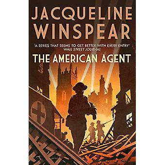 The American Agent - A compelling wartime mystery by Jacqueline Winspe
