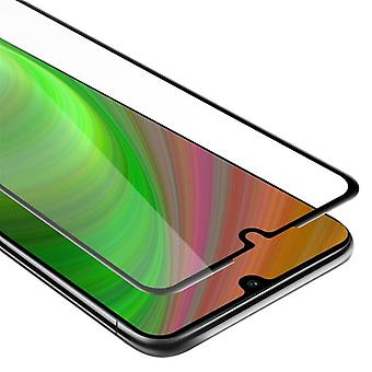 Cadorabo Full Screen Tank Foil for Huawei P30 LITE - Tempered Display Protective Glass in 9H Hardness with 3D Touch Compatibility