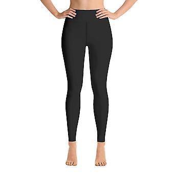 Leggings d'entraînement | leggings de yoga | tout simplement noir