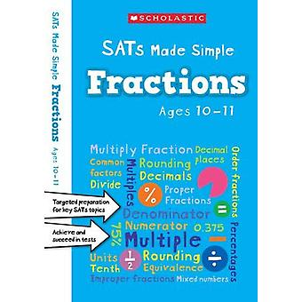 Fractions Ages 10-11 by Paul Hollin - 9781407183497 Book