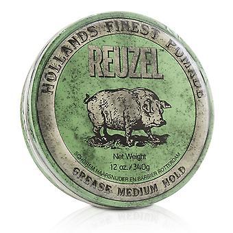 Green pomade (grease medium hold) 223662 340g/12oz