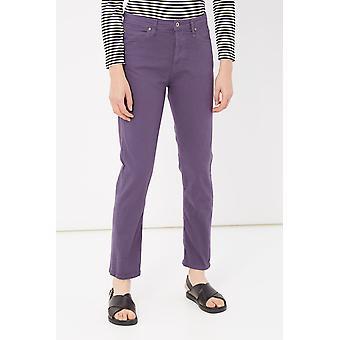 Violet Pants Please Woman