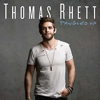 Thomas Rhett - Tangled Up [CD] USA import