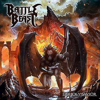 Battle Beast - Unholy Savior [CD] USA import