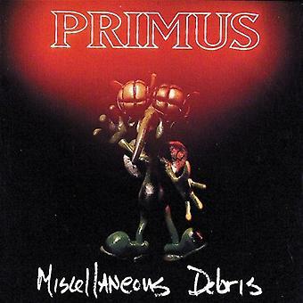 Primus - importer des débris divers [CD] é.-u.