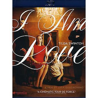 I Am Love [BLU-RAY] USA import