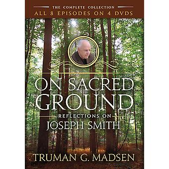 On Sacred Ground: Reflections on Joseph Smith [DVD] USA import