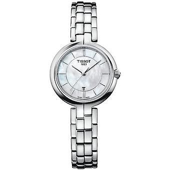 Tissot T094.210.11.111.00 Flamingo Perlmutt Zifferblatt Herren's Uhr