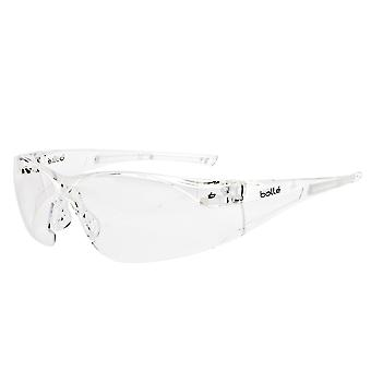 Bolle Safety RUSH Safety Glasses - Clear BOLRUSHPSI