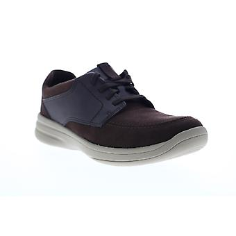 Clarks Adult Mens Step Stroll Lace Lifestyle Sneakers