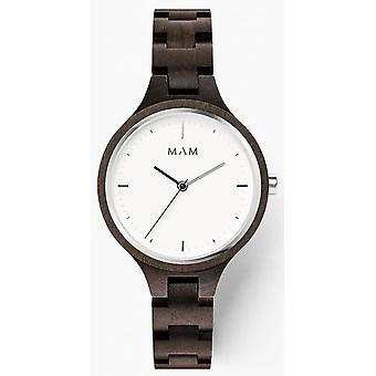 Mam Watches Silt Watch for Women Analog japanese Quartz with bracelet from Other 609