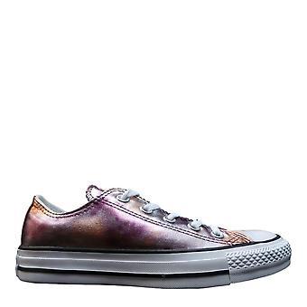 Converse Ctas Ox Dusk Pink/White/Black Unisex 157654C Shoes Boots