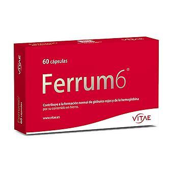 FerVita 60 capsules (Ferrum6) 60 capsules