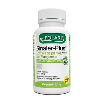 Sinaler Plus 90 capsules of 600mg