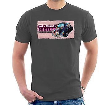 Volkswagen Beetle Established 1949 Men's T-Shirt